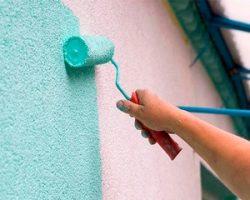 Как выбрать краски для наружных или внутренних работ для покупки оптом?