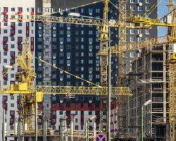 Строительный бизнес Москвы и области в 2 раза увеличил выручку