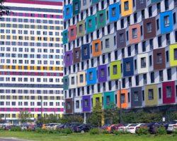 Строительный бизнес Москвы: в рейтинге ввода жилья произошли изменения