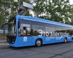 Московское сборочное производство электробусов «КАМАЗ» выдало столице уже 60 единиц транспорта