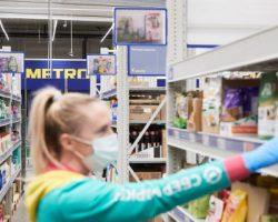 «Сбермаркет» запустил в Москве совместный даркстор с «Metro»