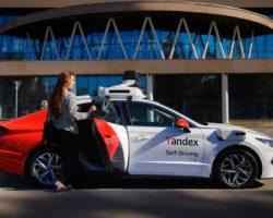 Беспилотное такси в Москве: уже можно записаться на тестирование