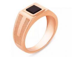 Золотое кольцо для мужчины как ежедневный аксессуар